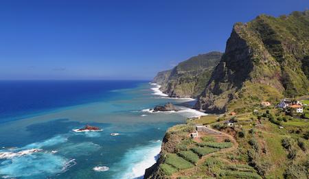 Flug Madeira