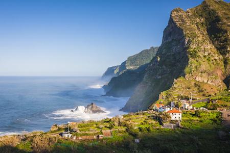Klimatabelle Madeira