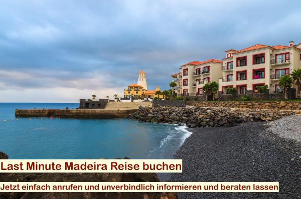 Last Minute Madeira