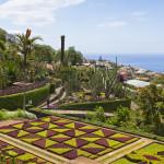 Botanischer Garten in Funchal, Madeira