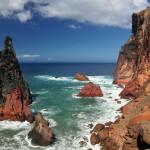 Coastline of Ponta de Sao Lourenco (Madeira, Portugal) 03