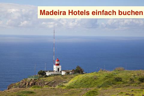 Madeira Hotels - Reise buchen