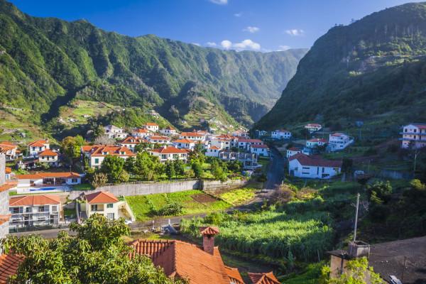Madeira Reisezeit - Reise buchen