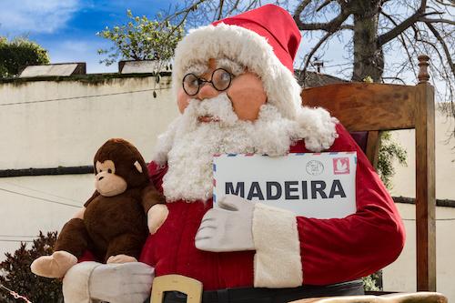 Madeira Urlaub Dezember