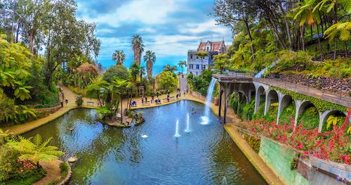 Madeira Urlaub mit Kindern